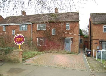 Thumbnail 3 bed semi-detached house for sale in Dryden Avenue, Headlands, Daventry