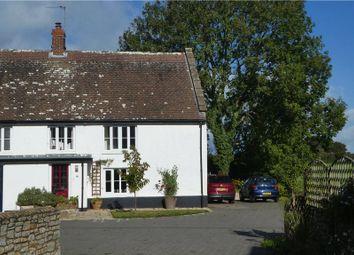 Thumbnail 2 bedroom semi-detached house to rent in Ash Farm Close, Salwayash, Bridport, Dorset