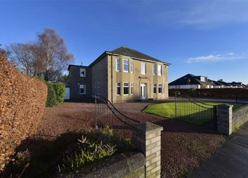 Thumbnail 3 bed flat for sale in Haining Road, Renfrew
