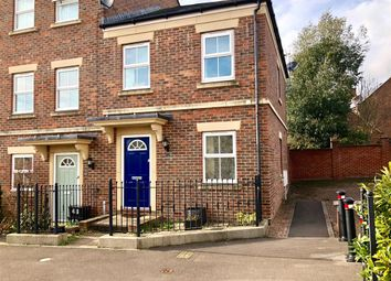 Thumbnail 2 bed end terrace house for sale in Dowland Close, Swindon