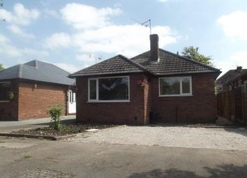 Thumbnail 2 bed detached bungalow to rent in Clay Lane, Handforth, Wilmslow
