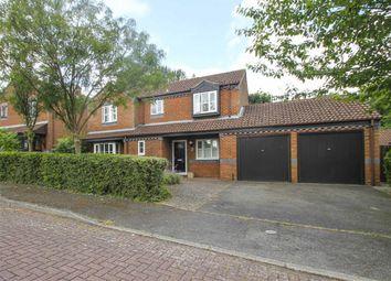 Thumbnail 4 bed detached house for sale in Haithwaite, Two Mile Ash, Milton Keynes