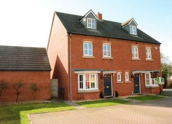 Thumbnail 4 bedroom semi-detached house for sale in Ryder Drive, Muxton, Telford