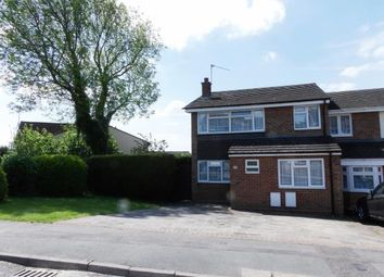 Thumbnail 4 bed semi-detached house for sale in Hillway, Billericay