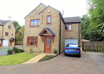 Thumbnail 4 bedroom detached house for sale in Foxglove Close, Burnley
