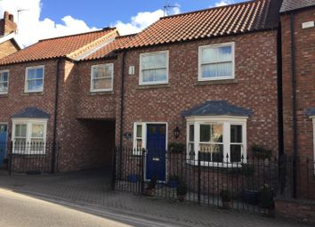 Thumbnail 3 bed semi-detached house for sale in Little Lane, Easingwold, York