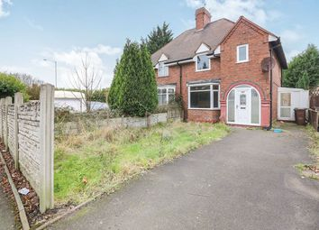 Thumbnail 3 bed semi-detached house for sale in Cannock Road, Wolverhampton