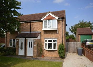 Thumbnail 2 bed property for sale in Stonelea Close, Branston, Lincoln