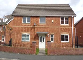 Thumbnail 3 bed detached house for sale in Leegrange Road, Moston, Manchester, Greater Manchester