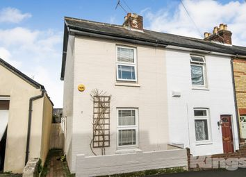 Thumbnail 2 bed end terrace house for sale in Mercer Street, Tunbridge Wells