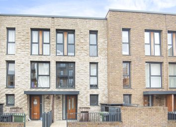 Mary Rose Square, London SE16. 4 bed terraced house