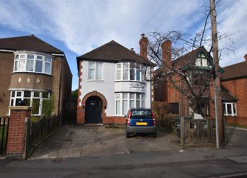 Thumbnail 3 bed detached house for sale in Beacon Road, Loughborough