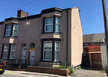 Thumbnail 2 bedroom end terrace house to rent in Shelly Street, Liverpool