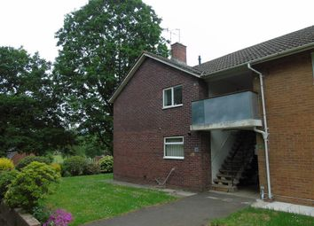 Thumbnail 2 bed flat to rent in Kidwelly Close, Llanyravon, Cwmbran