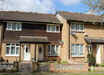 Thumbnail 2 bed terraced house for sale in Wallace Close, Thamesmead, London
