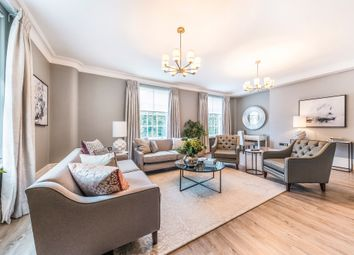Thumbnail 5 bed flat to rent in Grosvenor Square, London
