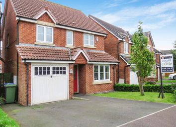 Thumbnail 3 bed detached house for sale in Tyelaw Meadows, Shilbottle, Alnwick