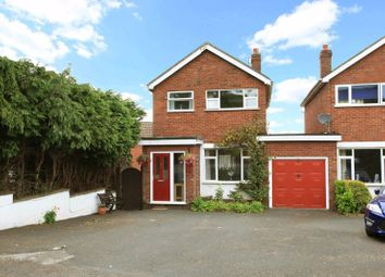 Thumbnail 4 bed link-detached house for sale in Holyhead Road, Wellington, Telford