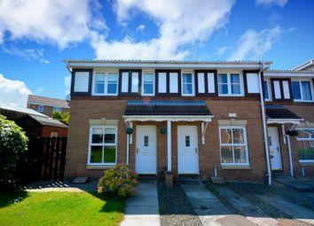 Thumbnail 2 bed terraced house for sale in East Kilngate Rigg, Edinburgh