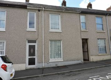Thumbnail 3 bed terraced house for sale in St. Davids Street, Carmarthen
