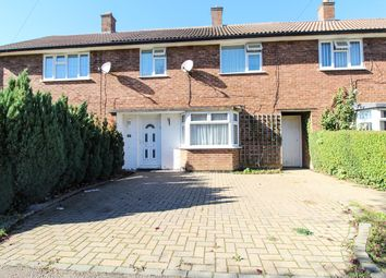 Thumbnail 4 bed terraced house for sale in Eastern Way, Letchworth Garden City