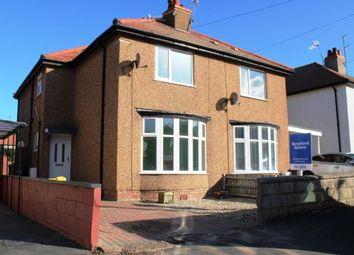 Thumbnail 3 bed semi-detached house for sale in Fairview Avenue, Prestatyn, Denbighshire
