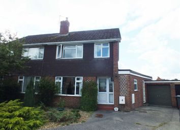 Thumbnail 3 bed semi-detached house to rent in Parklands, Trowbridge, Wiltshire
