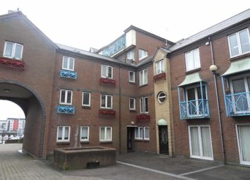 Thumbnail 2 bed flat for sale in Monmouth House, Mannheim Quay, Swansea