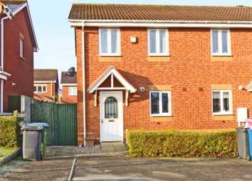 Thumbnail 2 bed end terrace house to rent in Thornton Way, Two Gates, Tamworth, Staffordshire
