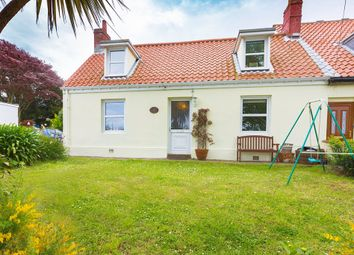 Thumbnail 3 bed semi-detached house for sale in Green Lanes, St. Peter Port, Guernsey