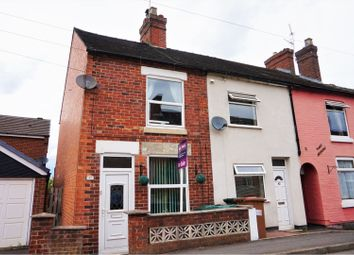 Thumbnail 2 bed end terrace house for sale in Wood Street, Swadlincote