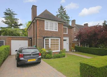 Thumbnail 3 bed detached house for sale in Gurney Drive, Hampstead Garden Suburb, London
