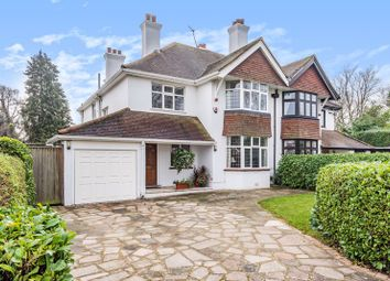 Thumbnail 4 bed semi-detached house for sale in Green Lane, Purley