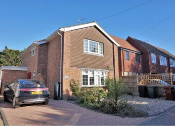Thumbnail 3 bed detached house for sale in Lake Road, Chichester