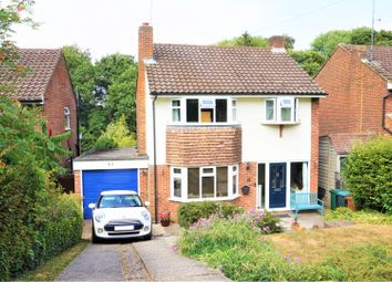 Thumbnail 3 bed detached house for sale in Kindersley Way, Abbots Langley