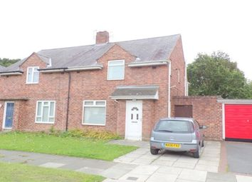 Thumbnail 2 bed semi-detached house to rent in Plane Tree Road, Bebington, Wirral