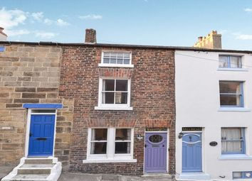 Thumbnail 3 bed terraced house for sale in High Street, Staithes, Saltburn-By-The-Sea