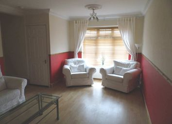 Thumbnail 3 bed terraced house to rent in Bulmer Walk, Rainham