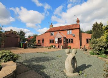 Thumbnail 3 bed cottage for sale in The Street, Knapton, North Walsham