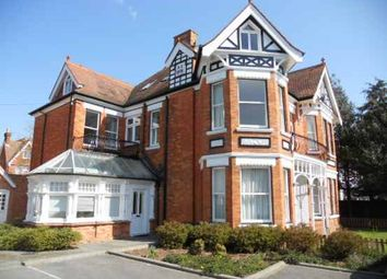 Thumbnail 2 bedroom flat for sale in 16 Percy Road, Bournemouth, Dorset