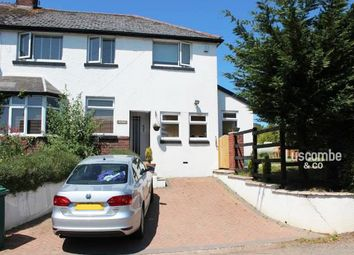 Thumbnail 3 bed semi-detached house to rent in Bishton Village, Newport