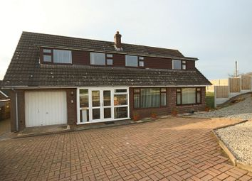Thumbnail 4 bed detached house for sale in Hunters Point, Loggerheads, Market Drayton