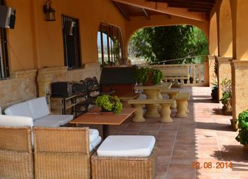 Thumbnail 4 bed country house for sale in Elche, Elche, Alicante, Valencia, Spain