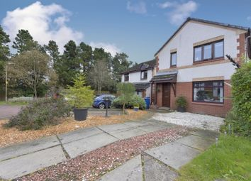 Thumbnail 3 bed detached house for sale in Meadowbank Road, Kirknewton