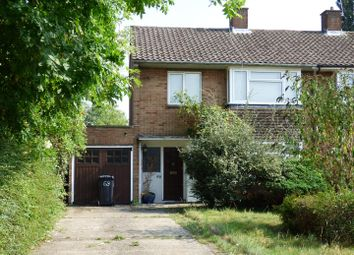 Thumbnail 3 bedroom property to rent in Bullhead Road, Borehamwood
