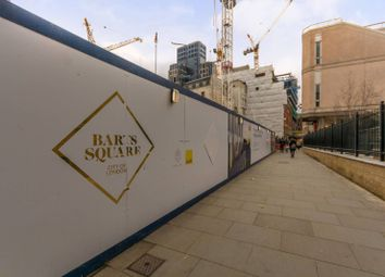 Thumbnail 3 bedroom flat for sale in Barts Square, Farringdon