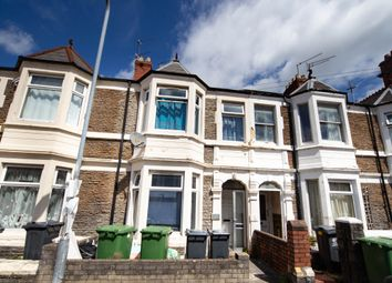 Thumbnail 2 bed flat to rent in Llanishen Street, Cathays, Cardiff