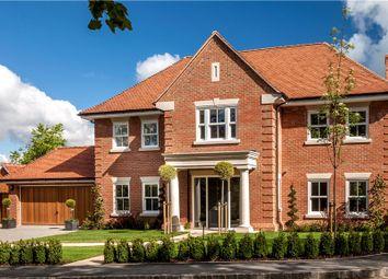 Thumbnail 5 bedroom detached house for sale in Murrell Hill Lane, Binfield, Bracknell