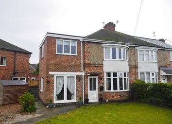 Thumbnail 3 bedroom semi-detached house for sale in North Lane, York