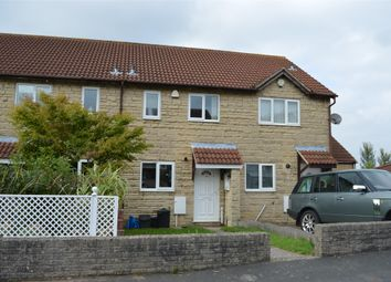 Thumbnail 2 bed terraced house to rent in Axford Way, Peasedown St. John, Bath, Somerset